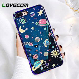 Universe Phone Case For iPhone XS XR XS Max X 8 7 6 6S Plus - Expressdeal.net