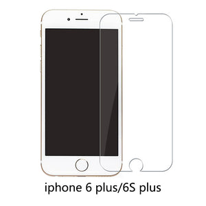 Protective tempered glass for iphone 6 7 5 s se 6 6s 8 plus XS max XR glass iphone 7 8 x screen protector glass on iphone 7 6S 8 - Expressdeal.net