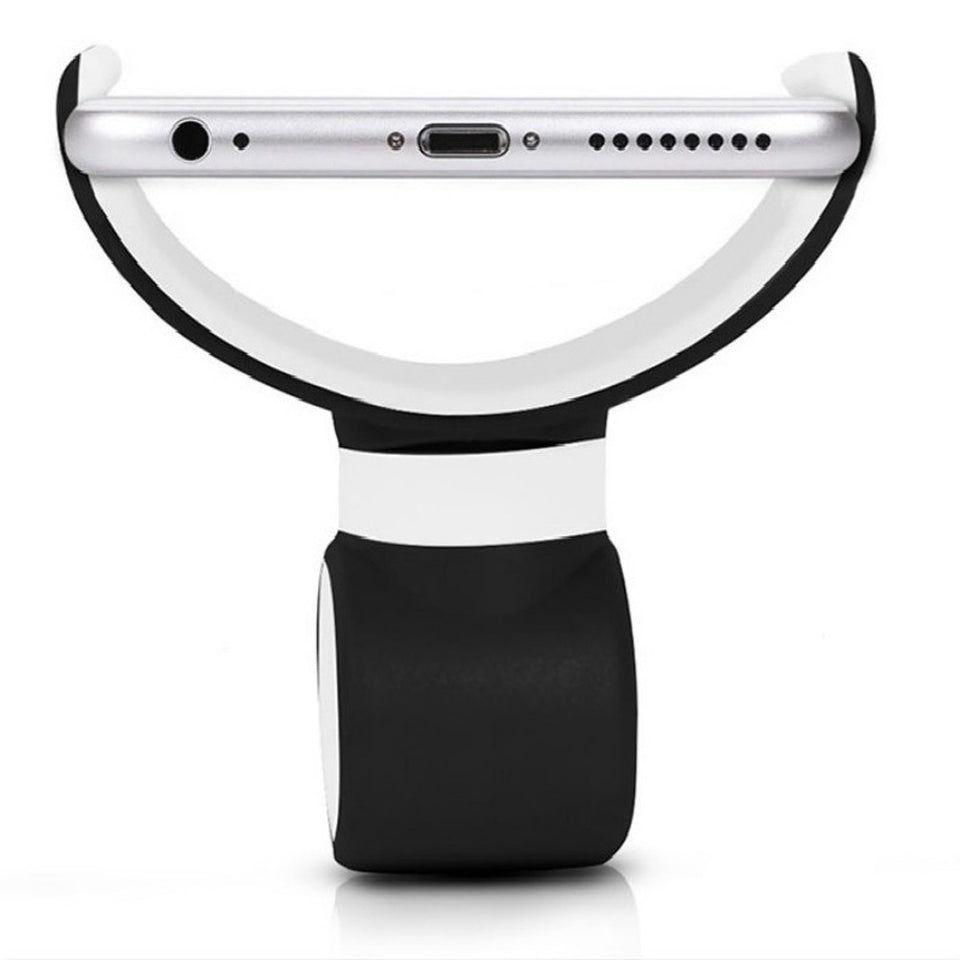 Outdoors Bicycle 360 Degrees Air Vent Mount Bicycle Car Cell Phone Holder For 3.5-6.0inch Phone Outdoor Cycling - Expressdeal.net