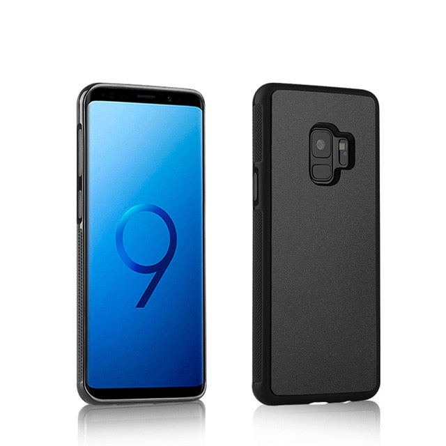 Anti Gravity Phone Case For Samsung S9 S8 S7 S6 S5 Edge Plus Note 8 7 5 4 For iPhone X 8 7 6S 6 Plus Adsorbed Cover Cases - Expressdeal.net