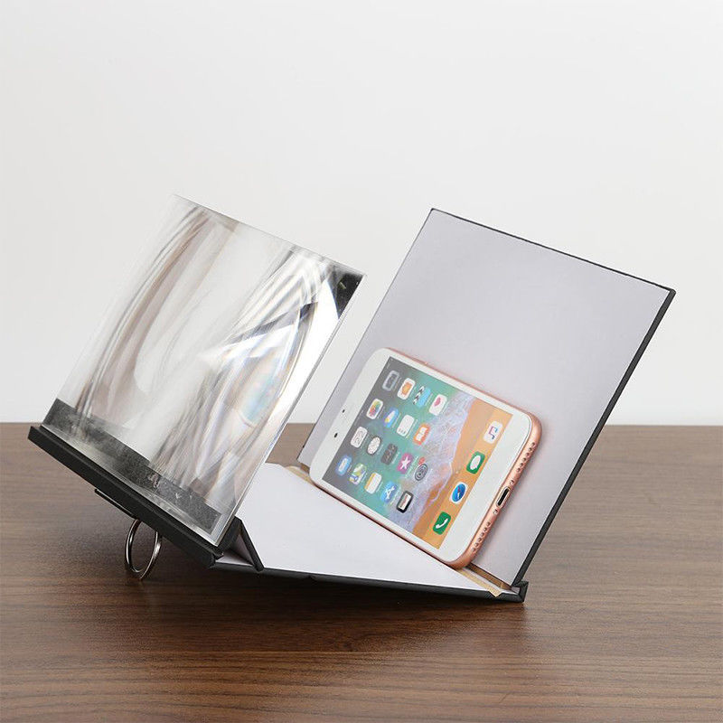 8 inch  Mobile Phone Screen Magnifier Stand - Expressdeal.net