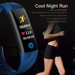 S5 Smart Bracelet Fitness Tracker waterproof
