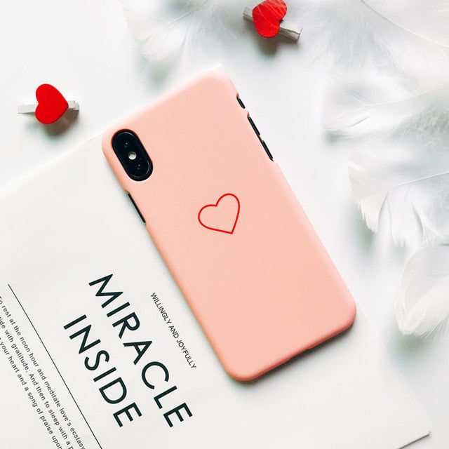 Matte Phone Case For iPhone - Expressdeal.net