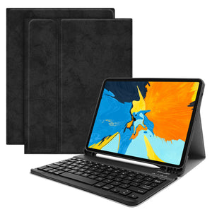 For Apple Ipad Air1/2 Ipad Pro 9.7/Ipad 9.7(2017/2018)Smart Sleep Tablet Bluetooth Keyboard Case - Expressdeal.net