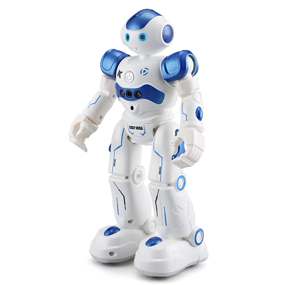 LEORY RC Robot Intelligent Programming Remote Control - Expressdeal.net