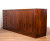 SALE! Exceptional Danish Rosewood Credenza, Completely Refinished