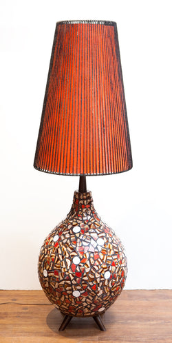 Epic Maurice Chalvignac Oversized Table/Floor Lamp!