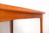 Refinished Quality Teak Dining Table by Dyrlund of Denmark, 1960s