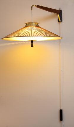 Incredible Wall Lamp by Gerald Thurston for Lightolier