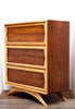 SALE! Gorgeous Atomic Design 1960s Tall Dresser, Totally Refinished!
