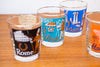 "Amazing Collection of Libbey TWA ""World Cities"" Bar Ware"