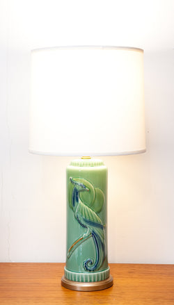 Gorgeous Table Lamp by Rembrandt Lamps Circa 1950s