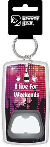Lifestyle: I Live for Weekends (Opener), 8859194811570