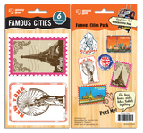 Bag Bling - Famous Cities Pack, 885409300-5495