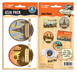 Bag Bling - Asia Pack, 885409300-5501