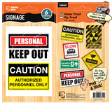 Bag Bling - Signage Pack, 885409300-8519