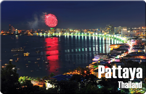Pattaya Strip Night, 8854093005068