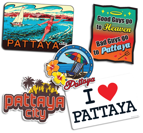 Bag Bling - Pattaya Pack, 885409300-8380