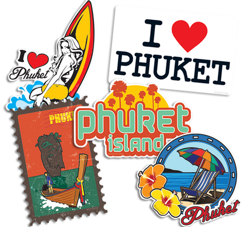 Bag Bling - Phuket Pack, 885409300-8397
