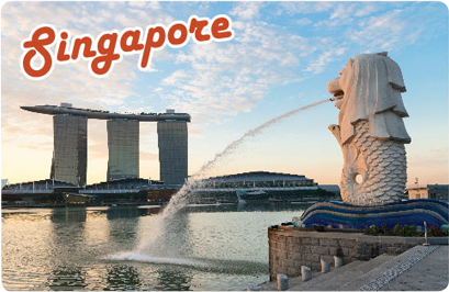 Merlion Park Day, 8854093009813
