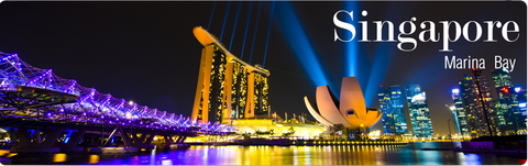 Marina Bay Sands Night, 8854093009981