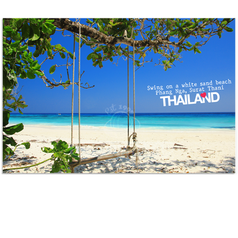 Thailand - Beach and Swing (PC), 8859194801410
