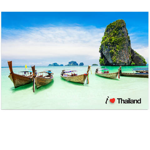 Thailand - Boats in Bay (PC), 8859194801465