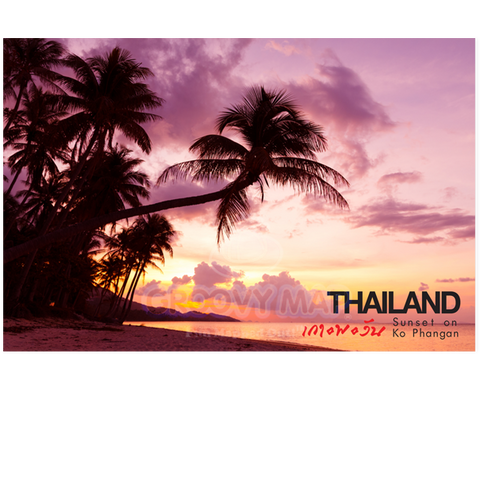 Thailand - Pink Sunset (PC), 8859194801502