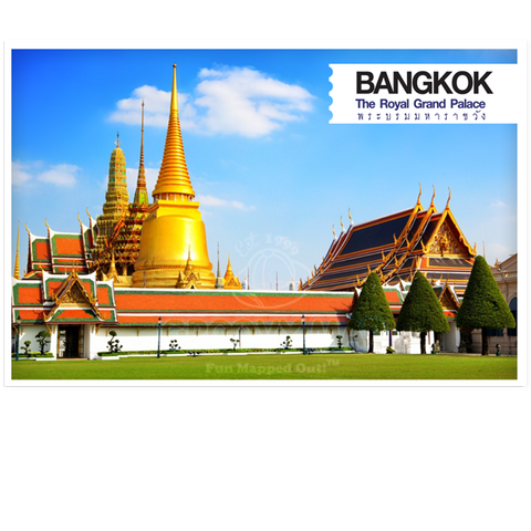 Bangkok: Grand Palace Day (PC), 8859194801625