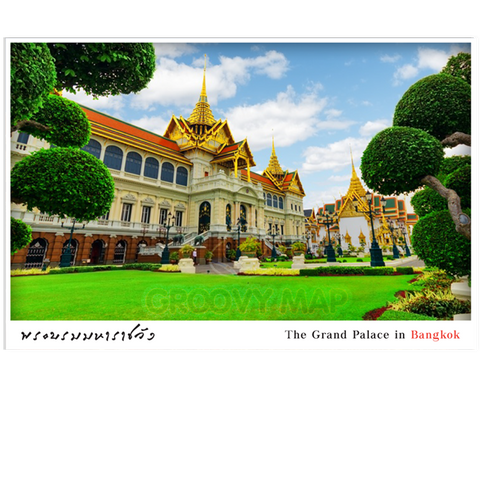Bangkok: Grand Palace Garden (PC), 8859194801649