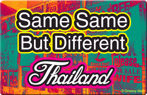 Same Same But Different, Thailand, 8859194801816