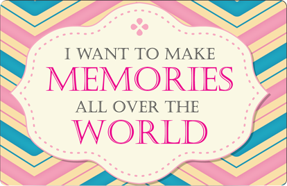 Lifestyle: I Want To Make Memories, 8859194802394