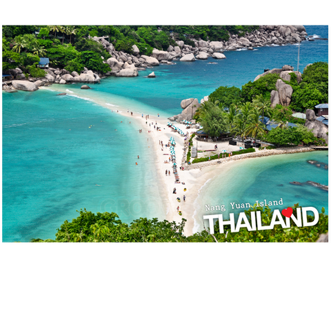 PC - Nang Yuan Island TH, 8859194803254