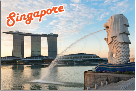 Singapore: PC MerLion Park Day 8859194803933