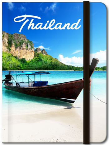 Notebook : Beach Thailand (Blank), 8859194806064
