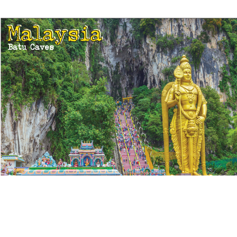PC - Batu Caves, 8859194807160