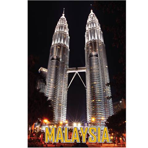 PC - Petronas Towers KL, 8859194807177