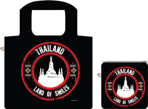 Shopping Bag: Thailand Land of Smiles, ISBN, 8859194818159