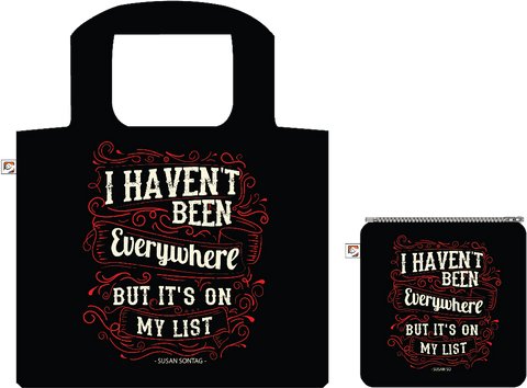 Shopping Bag:I Haven't Been everywhere, ISBN, 8859194818234