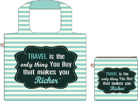 Shopping Bag:Travel is the only Thing, ISBN, 8859194818241