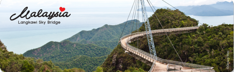 The Langkawi Sky Bridge (Long), 8859194814045