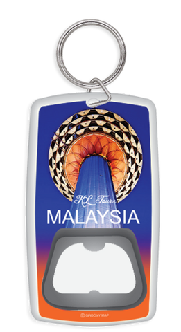 Malaysia - KL Tower (Opener) , 8859194815912
