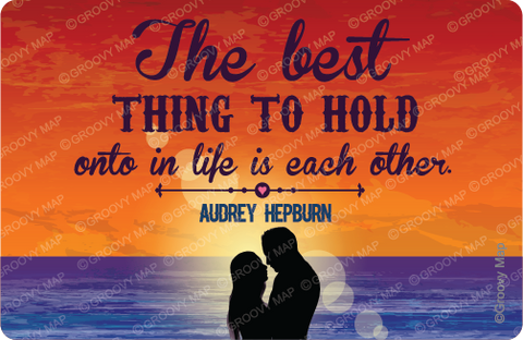 The best things To Hold onto in life is each others,8859194818104
