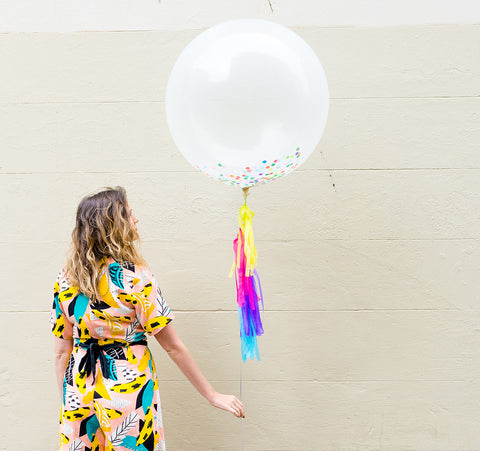 Colour Bomb Balloon