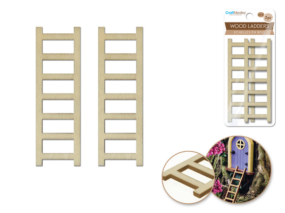 Small Wood Ladders