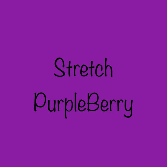 Siser EasyWeed Stretch Purple Berry