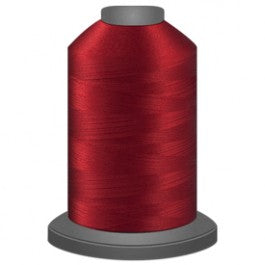 Glide Poly Thread 40wt Candy Apple Red 90186