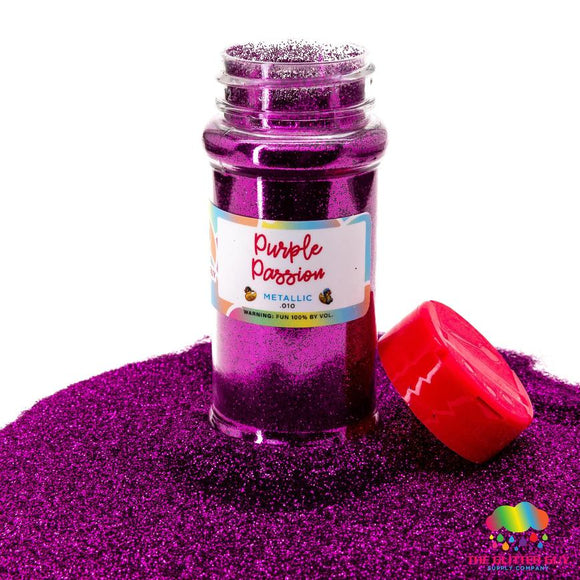 Purple Passion Metallic Glitter
