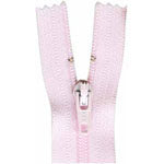 "COSTUMAKERS General Purpose Closed End Zipper 18cm (7"") - Baby Pink"