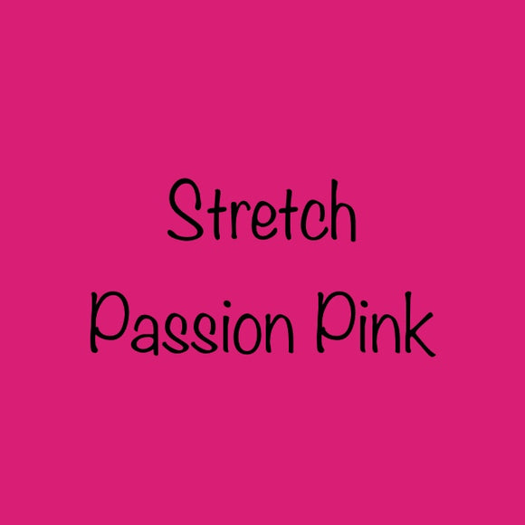 Siser EasyWeed Stretch Passion Pink
